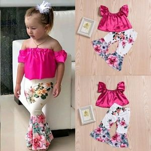 Girl toddler outfit